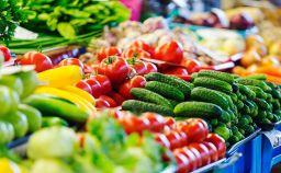 Food shopping in Malta