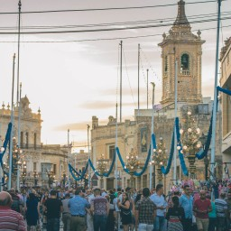 Pictures from the Lady of the Lily festa in Mqabba, Malta