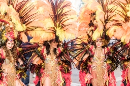 Pictures From The Malta Carnival